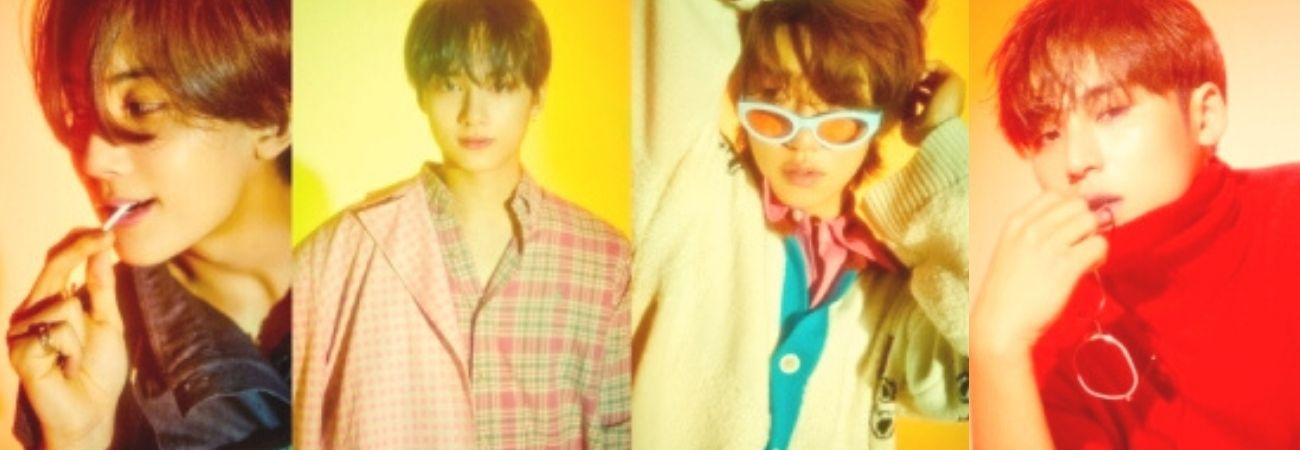 Jeonghan, Jun, The8 y Mingyu de SEVENTEEN muestran su propio estilo en teasers para 'GOING'