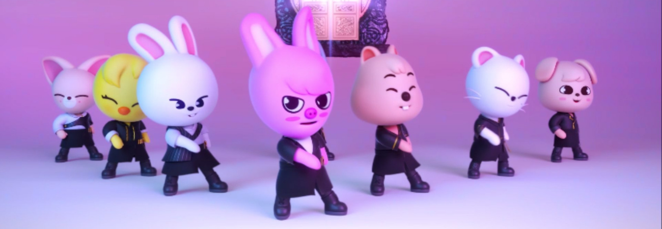 Así lucen los peluches de los personajes de SKZOO de Stray Kids