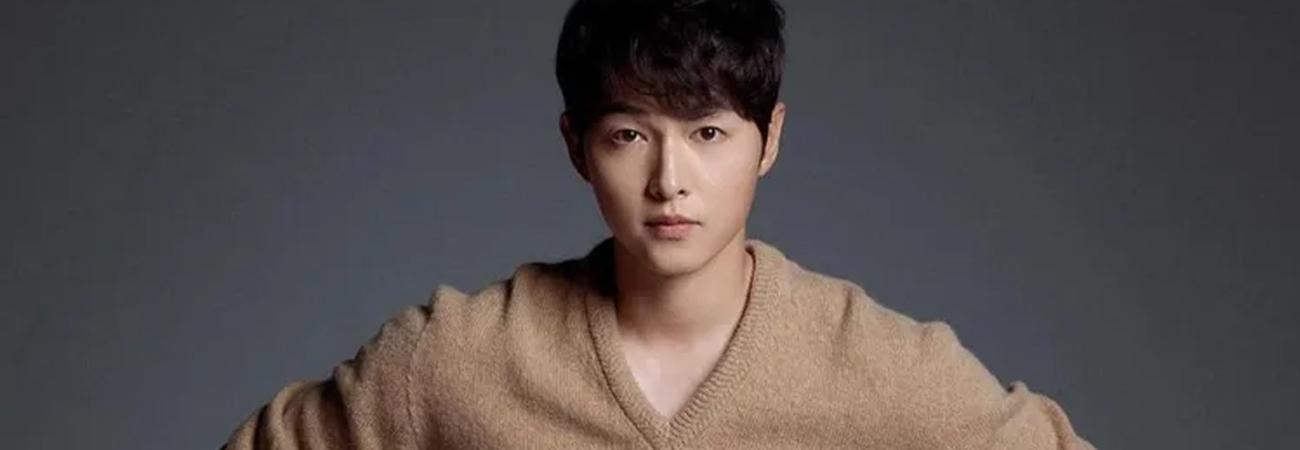 Song Joong Ki abre su cuenta de Instagram