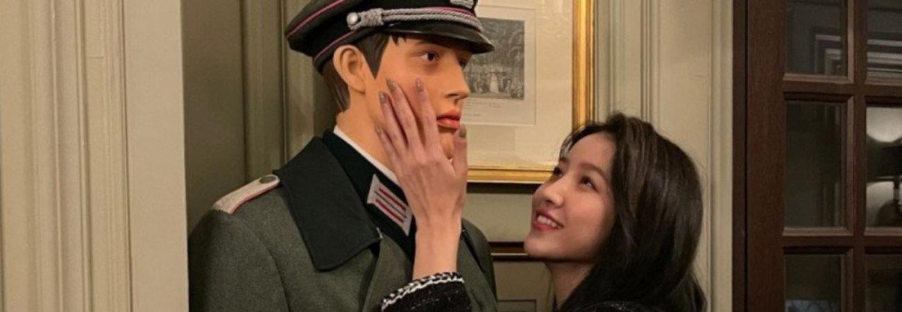 Source Music emite disculpa por la controvertida foto de Sowon de GFRIEND