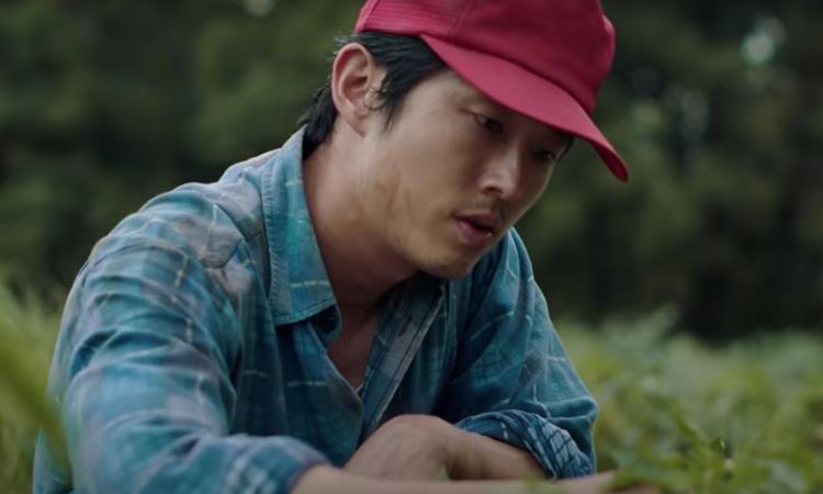 Steven Yeun habla sobre su papel de productor en 'Minari'