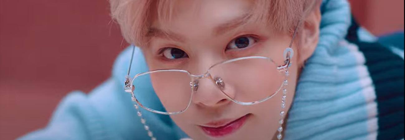 Kim Woo Seok realiza una face versión del MV Sugar