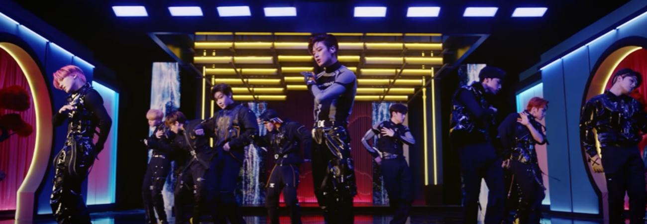 THE BOYZ lanza en enérgico MV de 'Breaking Dawn'
