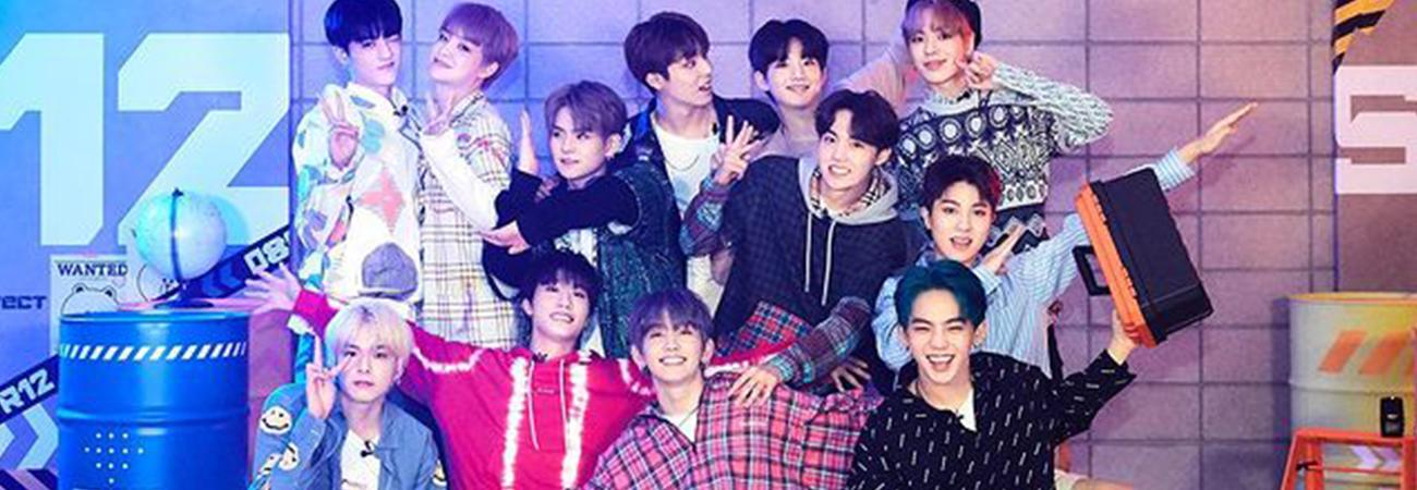 TREASURE nomeia 2020 Kpop Rookie Boy Group por GAON