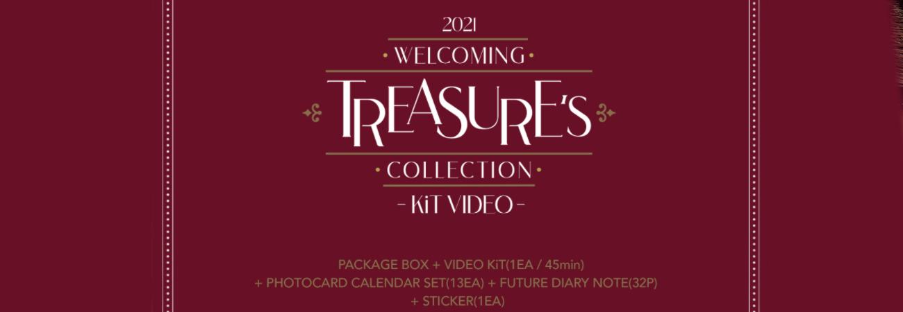 Inicia preventa de 'Welcoming Collection' de TREASURE