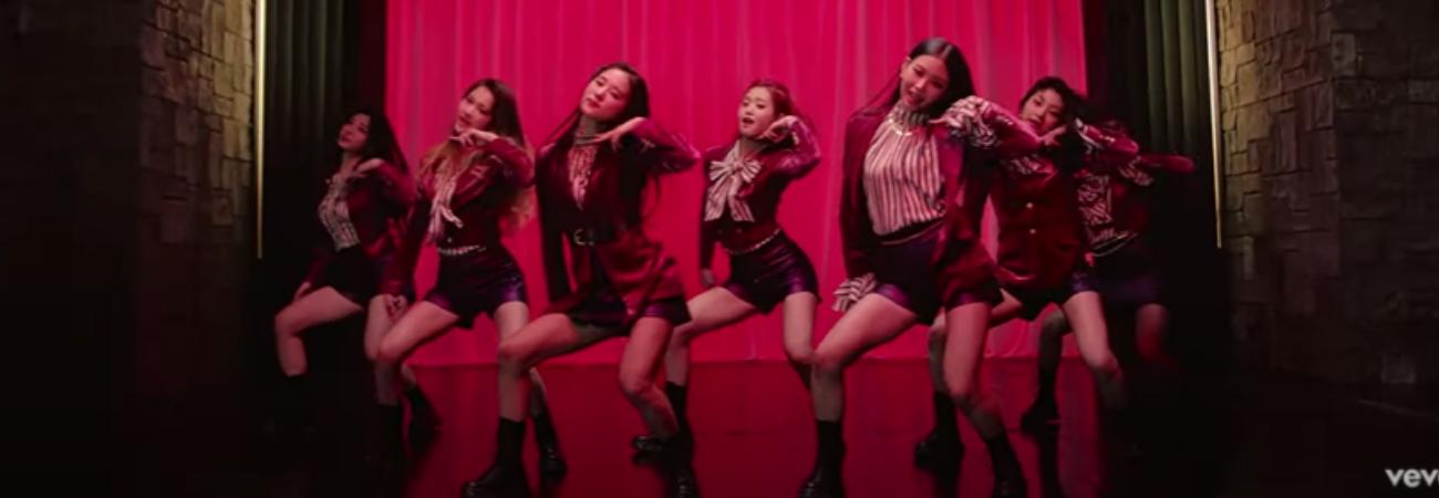 TRI.BE estrena el MV de su canción debut 'DOOM DOOM TA'