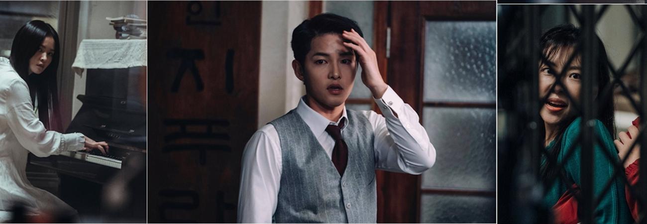 Song Joong Ki tiene un encuentro muy sospechoso durante el teaser del dorama Vincenzo