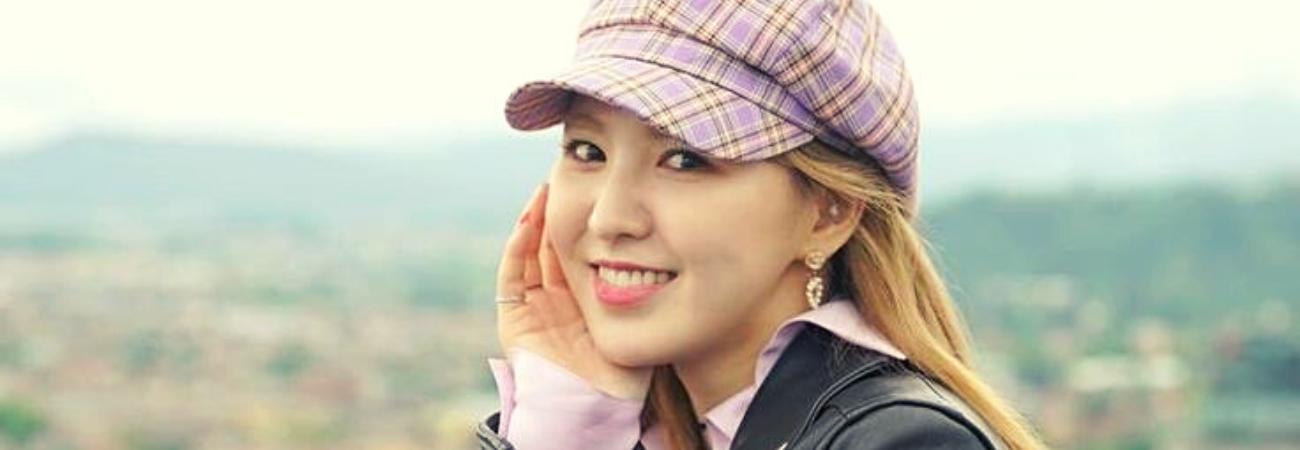 Wendy de Red Velvet es tendencia en su cumpleaños con el hashtag #ShineOnWendy