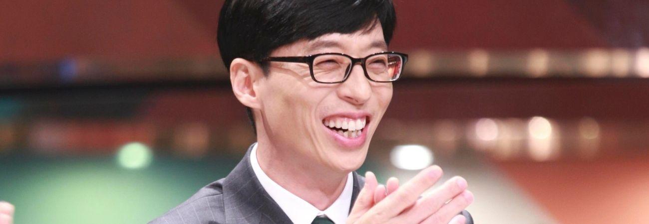 Yoo Jae Suk regresa a KBS con un nuevo programa de entretenimiento al aire libre