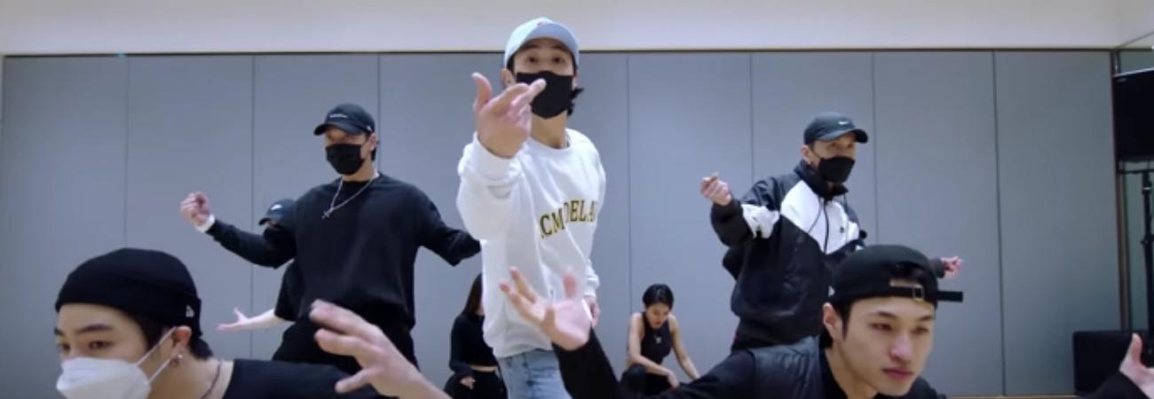 Yunho de TVXQ comparte el vídeo práctica de baile para su canción 'Eeny Meeny'
