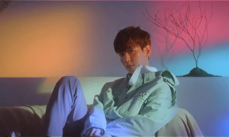 Baekhyun de EXO muestra un fascinante adelanto de su nuevo álbum 'Bambi'