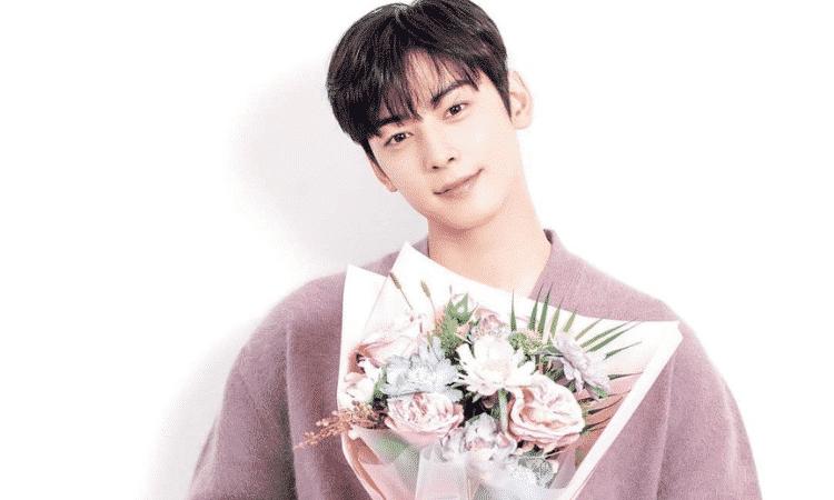 Cha Eun Woo de ASTRO recibe el amor de Aroha en su cumpleaños