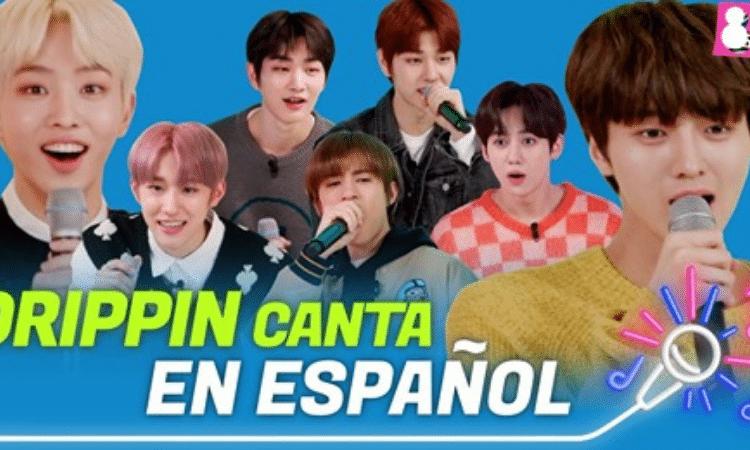 DRIPPIN enamora a sus fans con una interpretación en español de 'Young Blood'