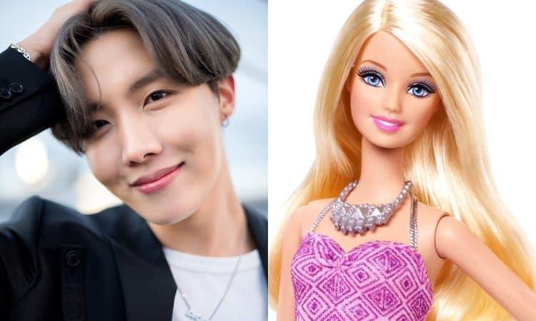 J-Hope de BTS podría ser el próximo 'Ken' de la Barbie