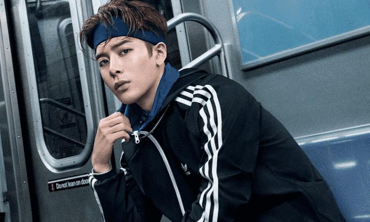 Jackson de GOT7 cancela su asociación con Adidas