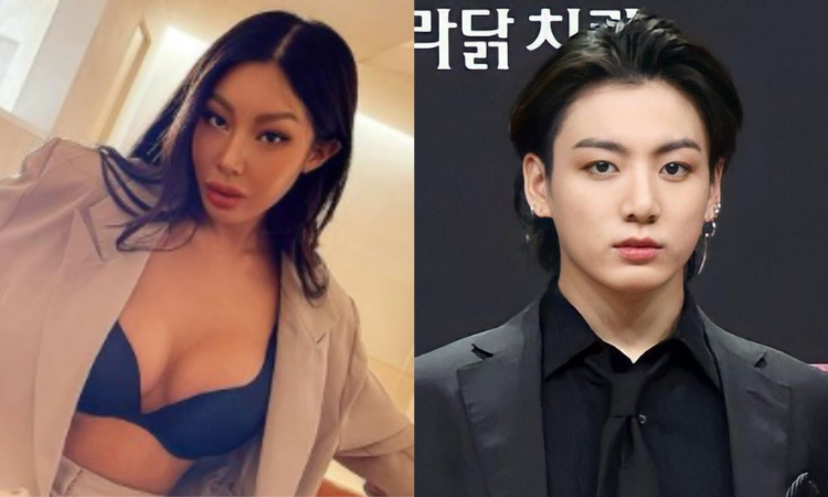 Jessi revela que Jungkook de BTS es su tipo ideal de chico