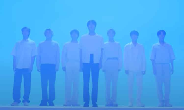 BTS lanza un video teaser para Film Out
