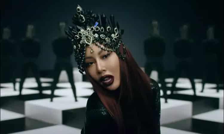What Type Of X de Jessi se coloco en los Top 100 de iTunes