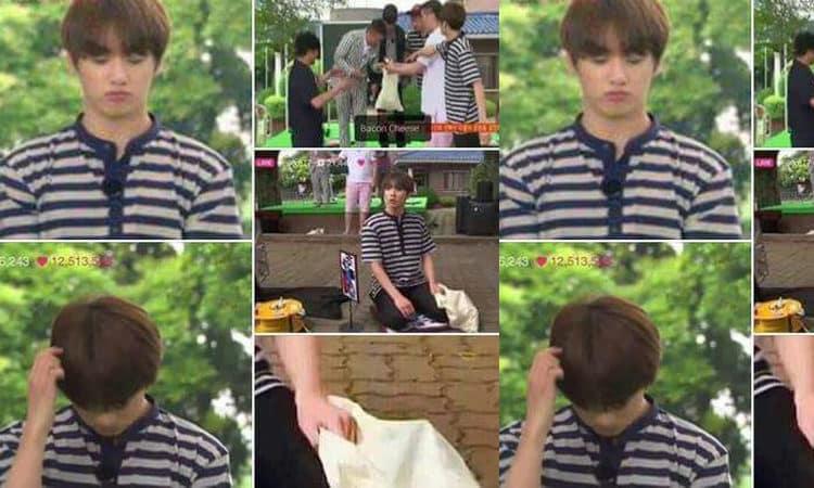 Jungkook y Jo Se Ho recuerdan la infame escena de las hamburguesas