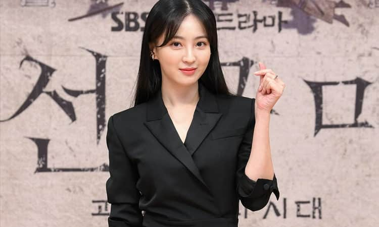 Jung Hye Sung pide una disculpa por la cancelación de Joseon Exorcist
