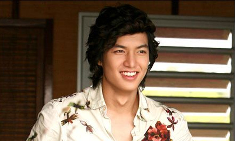 Lee Min Ho fue juzgado por su papel de Goo Joon Pyo en Boys Over Flowers