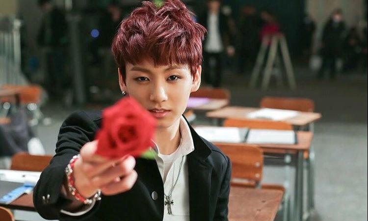 Conoce más sobre la iconico cabello rojo de Jungkook de BTS en la era de Boy in Luv