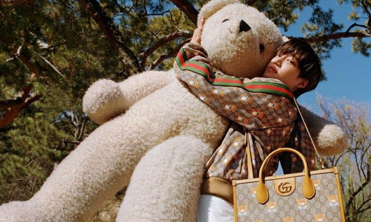 KaiXGucci Capsule Collection en Beijing logran obtener 1.2 millones en ventas en solo tres días