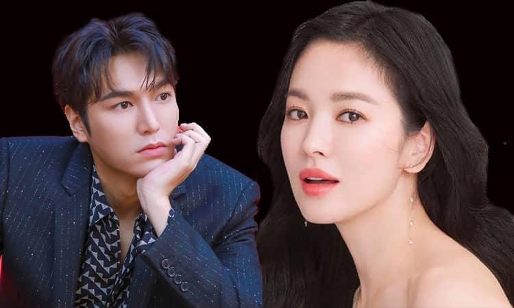 Lee Min Ho sueña en ser la pareja de la actriz Song Hye Kyo