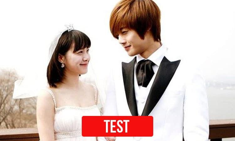 TEST: ¿Qué canción de kpop bailaras en el dia de tu boda?
