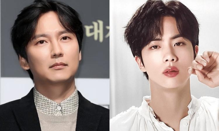 Kim Nam Gil habla del posible futuro de Jin de BTS como actor