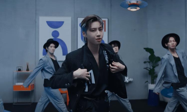 Lee Jin Hyuk emite una vibra entusiasta en su vídeo teaser para '5K'