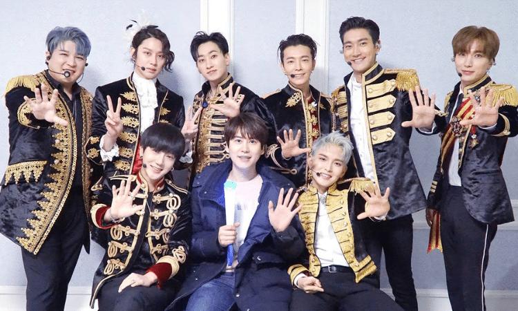 Frases de Super Junior para acompañar tus fotos