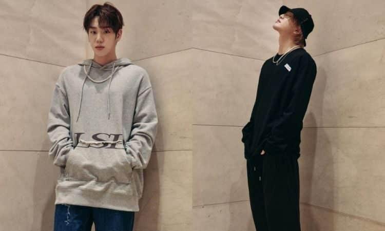 Donghun y Byeongkwan de A.C.E