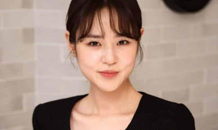 Actriz Shin Eunwoo