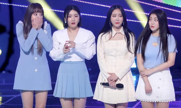 Brave Girls confiesan sus sentimientos tras ganar su primer premio musical