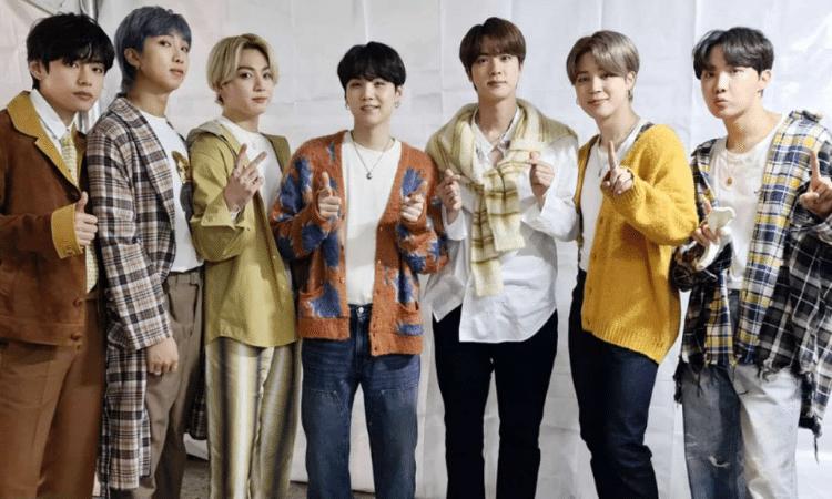 BTS se convierte en el segundo grupo más reproducido en Spotify