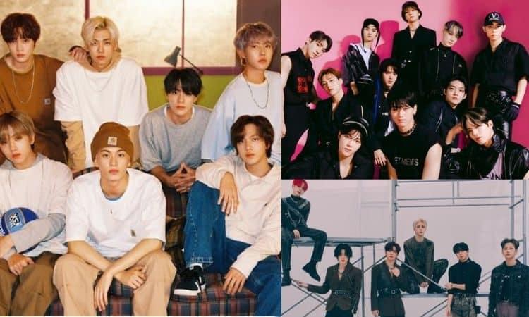NCT Dream, The Boyz y WEi