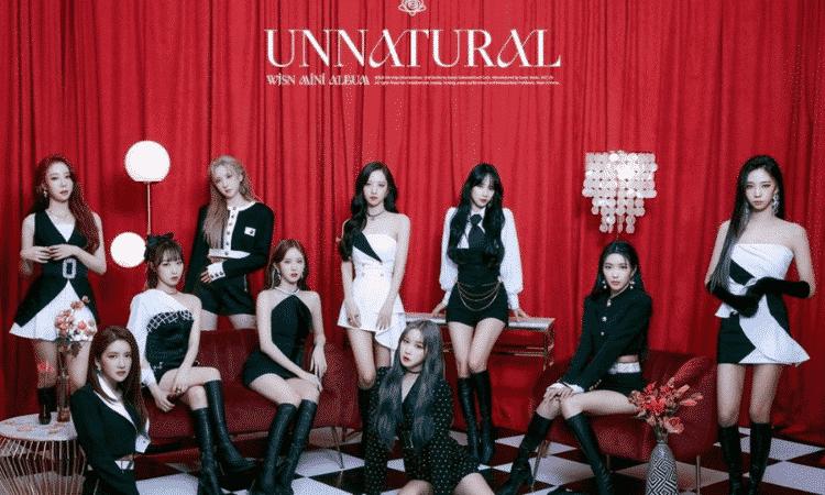 Cosmic Girls revela nuevas fotos conceptuales para 'Unnatural'