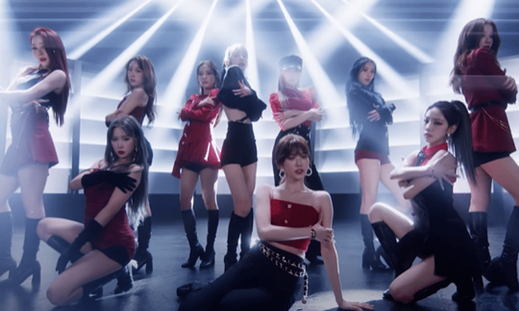 Cosmic Girls estrena el maravilloso MV de 'Unnatural'