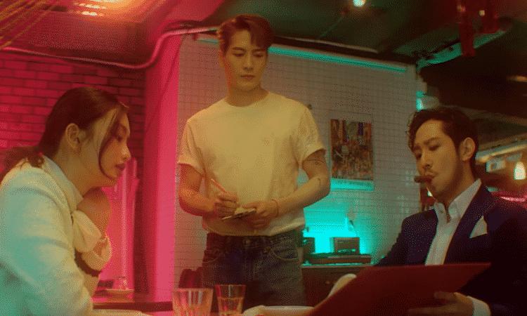Se estrena el nuevo MV de Jackson Wang, 'LMLY'
