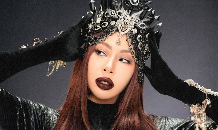 Jessi lanza un vídeo teaser sexy y llamativo para 'What Type of X'
