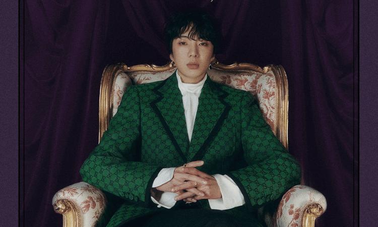 Kang Seung Yoon hace una invitación especial a escuchar su álbum 'IYAH' en Spotify