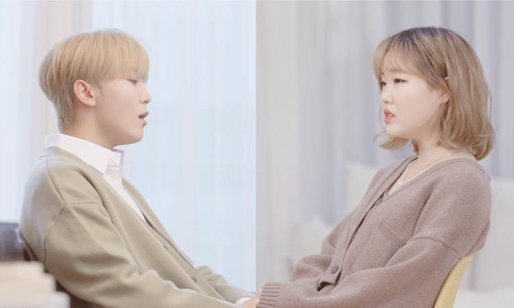 Lee Soohyun de AKMU y Seungkwan de SEVENTEEN anuncian colaboración sorpresa