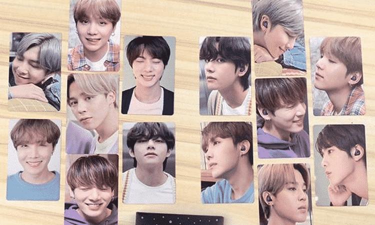 Samsung Latinoamerica lanza concurso para ganar photocards de BTS