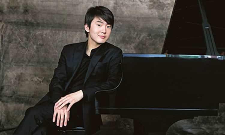 Pianista Cho Seong Jin