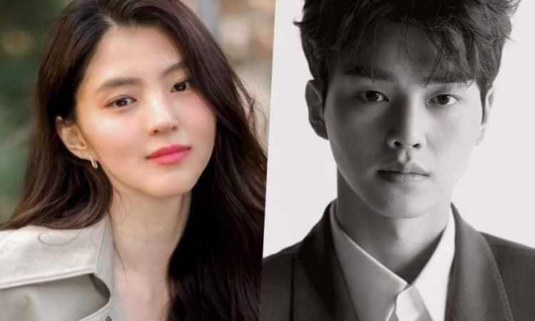 Han So Hee y Song Kang