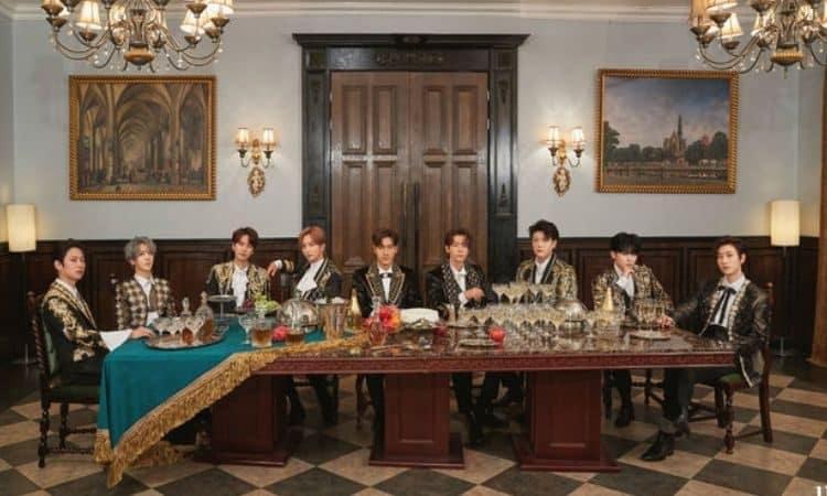Portada The Renaissance de Super Junior