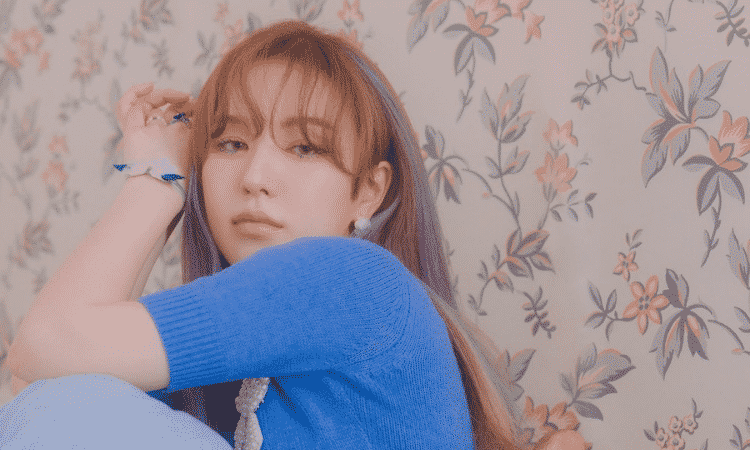 Wendy de Red Velvet comparte vídeo teaser y fotos conceptuales para'Like Water'