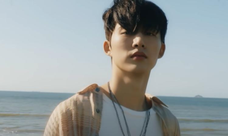 B.I comparte un conmovedor film lírico para su nuevo álbum 'WATERFALL'