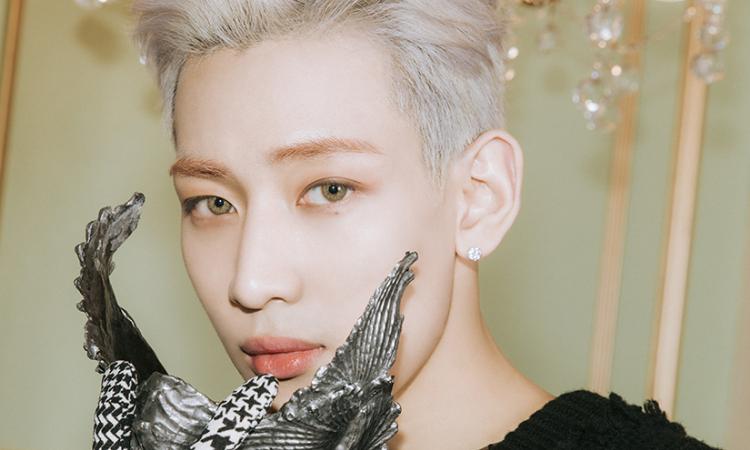 BamBam de GOT7 presenta un maravilloso póster para su mini-álbum 'Ribbon'